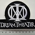 Dream theater  shaped patch 11 new