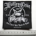 motley crue patch m313