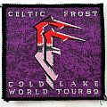 CELTIC FROST VERY RARE 89 PATCH  C11 new patch 8 x9 cm