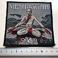 Meshuggah - Patch - Meshuggah patch m270 new