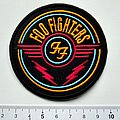 Foo Fighters - Patch - Foo Fighters patch f62