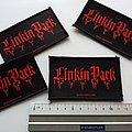 Linkin' Park 2004  patch l70  nieuw embleem