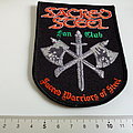 Sacred Steel patch s337