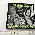 Status Quo - Patch - Status Quo embleem patch s331-- 10.5x10.5 cm