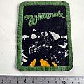 Whitesnake very vey rare vintage 7.5 x 10 cm patch w312