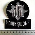 Powerwolf - Patch - powerwolf shaped patch p101