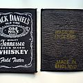 JACK DANIELS vintage patch var120 10X12.5   cm new