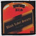 Black label society patch b248