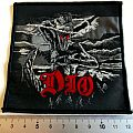 Dio vintage patch 40 silver print new
