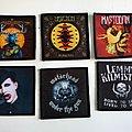 Mastodon - Patch - rock/metal   patches part 8  photo print patch 2€