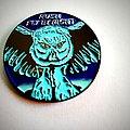Rush haped speld pin badge   n5