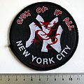 Sick Of It All - Patch - Sick of it all vintage 1993 patch s136