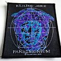 KILLING JOKE patch k190 2003 new 9.5 x 10 cm