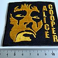Alice Cooper embroidered patch c213
