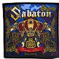 SABATON  patch 86 new  9.5 x 10 cm