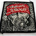 Suicidal Tendencies patch used 135