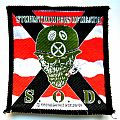 S.O.D.patch s165 very rare 7.5x7.5 cm 1990
