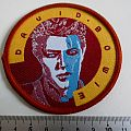 David Bowie - Patch - David Bowie vintage patch b215 new silver glitter in hair
