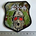 SODOM  shaped embleem patch s384