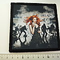 Delain  patch d283 new 10 x 10.5 cm printed