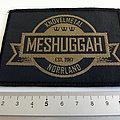Meshuggah patch m349