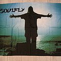 Soulfly - Other Collectable - soulfly poster flag no 9017  size  75 x 110 cm