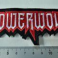 Powerwolf - Patch - POWERWOLF shaped patch p120 new