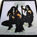 Immortal - Patch - Immortal patch i210 photo printed new