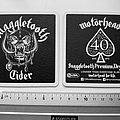 Motörhead - Other Collectable - Motorhead  cardoard beer mat  coaster 9.5x9.5 cm