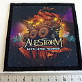 Alestorm patch a254 live end world