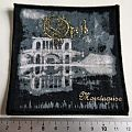 Opeth - Patch - OPETH   patch o74 new golden  print