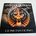 Journey - Tape / Vinyl / CD / Recording etc - Journey official promo Generations  fr cd 254 new frontiers