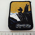 Hawkwind masters of the universe vintage 80's patch h162 ---7.5x10 cm