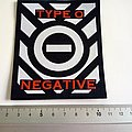 Type O Negative patch t203  woven type o negative