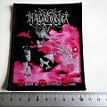 KATATONIA patch  k195 silver print new  bd