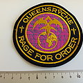 Queensryche patch q41  -- 10 cm