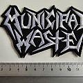 Municipal Waste   patch m226 new