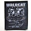 Volbeat patch v31 est. 2001  new