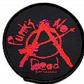 punk's not dead patch var118 new 1997