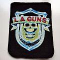 L.A. Guns - Patch - L.A. Guns vintage 80's  patch l53 new 8x10 cm