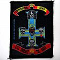 S.O.D. PATCH  S131 very rare 7.5X10 cm  new 2000 guns n roses design