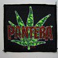 Pantera - Patch - PANTERA 1994 vintage patch new  P61   9.5 x 10 cm