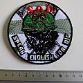 S.O.D.  woven patch s301