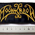 Moonsorrow - Patch - Moonsorrow  patch used 382