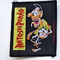Ratos De Porão - Patch - Ratos de porao patch r17  very rare 1990 new 8 x 9.5 cm