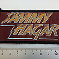 Sammy Hagar - Patch - Sammy Hagar  vintagw  80's patch h171