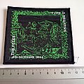 Type O Negative the origin of the feces patch t206