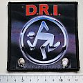D.R.I. dirty rotten imbeciles patch d290 new