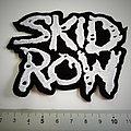 Skid Row shaped patch s287 nieuw embleem