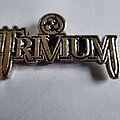 Trivium  pin badge n3